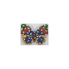 Magnet butterfly 7,5cm