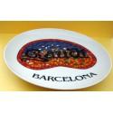 Plat Gaudi Barcelona