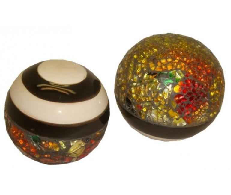 Bola Ceramica Grande 14,5 cm
