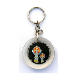 Sagrada Família Key ring