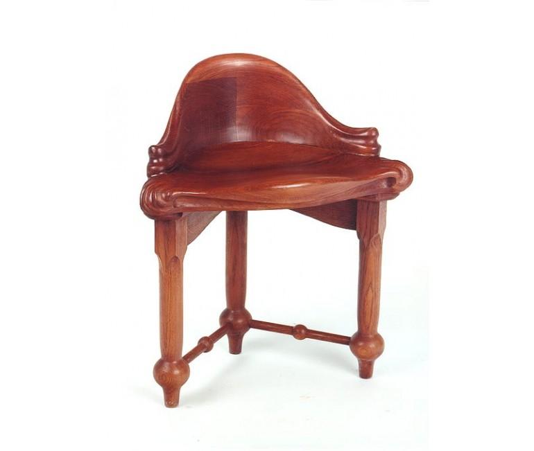 Calvet Stool Original Reproduction