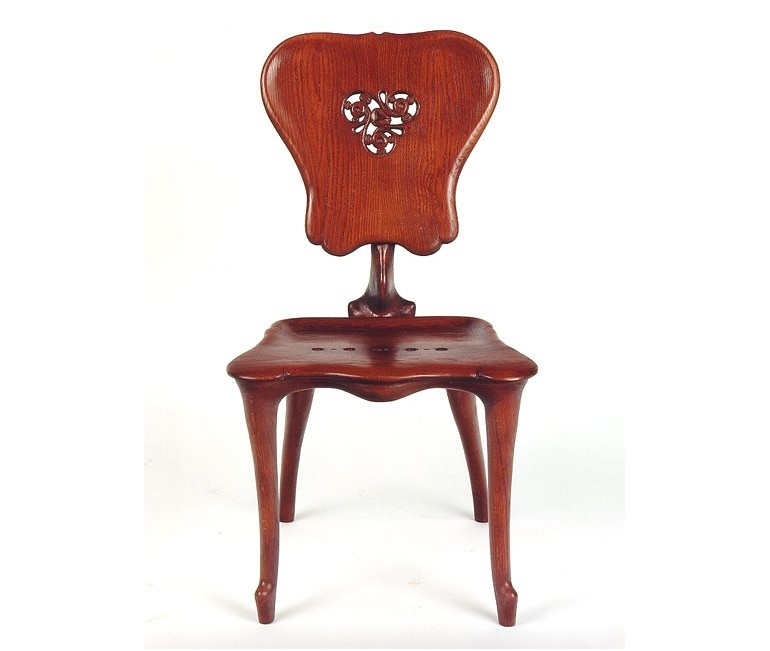 Calvet chair Original Reproduction