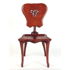 Calvet chair Original Reproduction