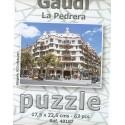 Puzzle Pedrera 63 piezas