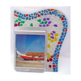 Glass Photo Frames Trencadís 9 x 13 cm