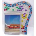 Portafotos de Cristal Trencadís 9 x 13 cm