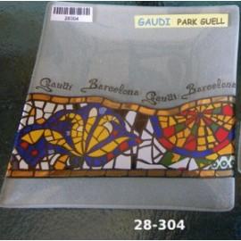 Bandeja cuadrada Gaudi