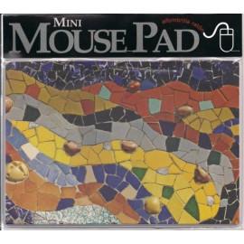 Mini tapis de souris en mosaïque