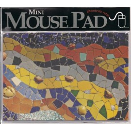 Mini Mousepad Trencadís Lizard