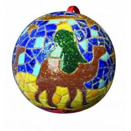 Bola de Navidad 3 Reyes Magos