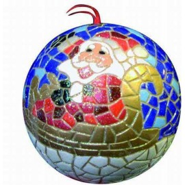Christmas Ball Sled