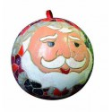 Christmas Ball Santa Claus