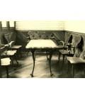 Calvet Bench Original Reproduction