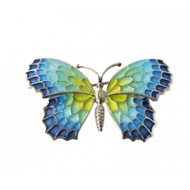 Gaudi Trencadis Butterfly Big Brooch