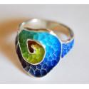 Gaudí Snail Ring