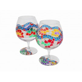 Set de 2 Copas Brandy Catalonia