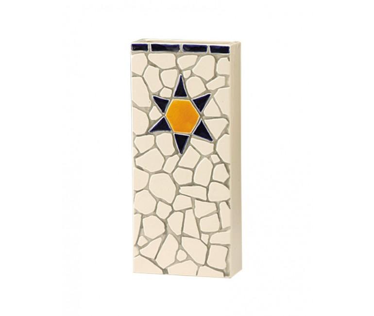 Vase rectangulaire relief Gaudí