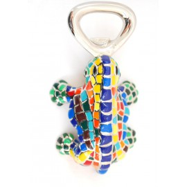 Colour Lizard Opener Magnet