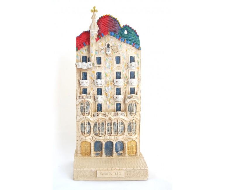 Casa Batlló de alabastro Gaudí