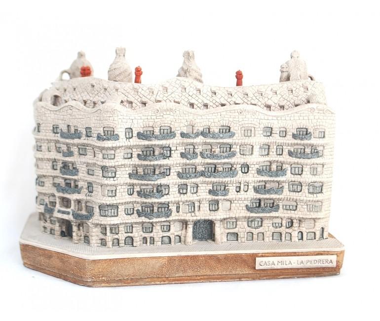 Casa Milà - La Pedrera de'alabastre Gaudí