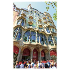 Print Batlló House