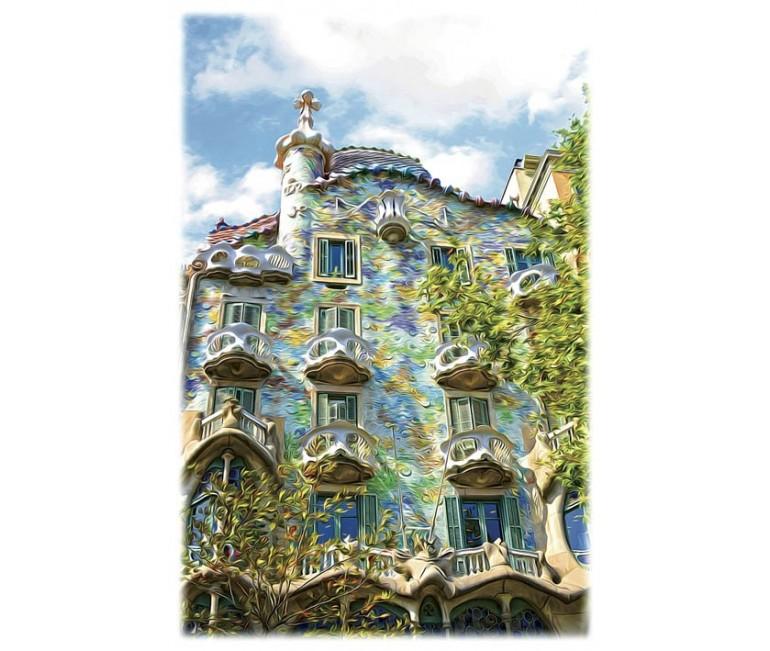 Print Batlló House- 2