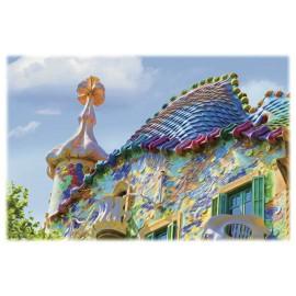 Print Batlló House-3
