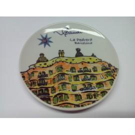 Pedrera Plate mini 12 cm
