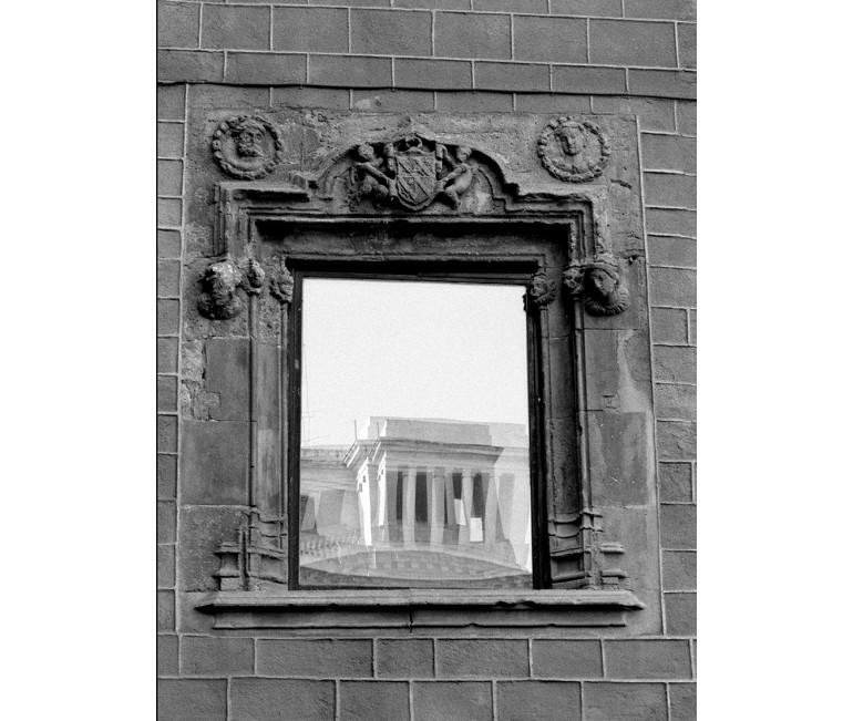 Photo Print Sagrada Familia Reflexion