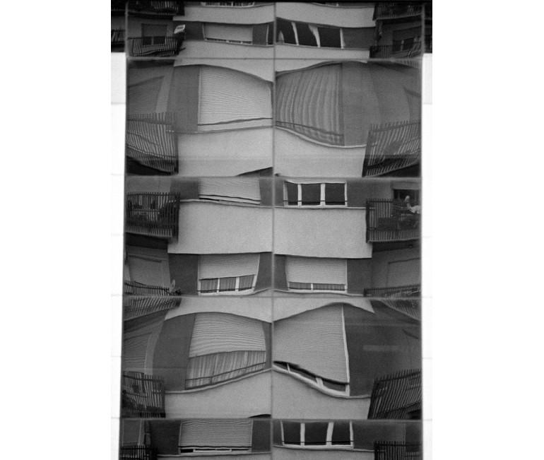 Photo Print El Paralelo Reflexion