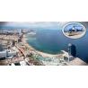 Helicopter Tour Barcelona Coast