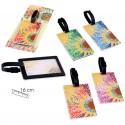Gaudi Multicolor Luggage Tag