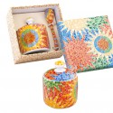Multicolored Gaudi Sugar Bowl