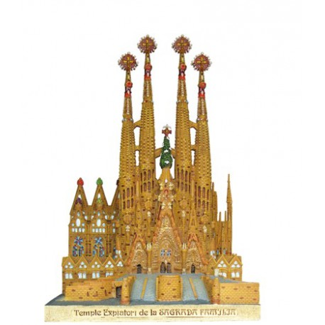 La Sagrada Familia Barcelona Gaudi Gaudi Barcelona Shop