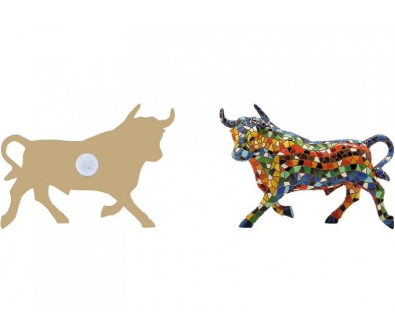 Trencadis Bull Magnet