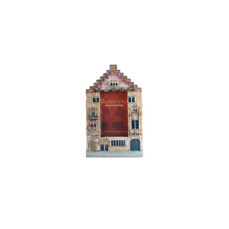 cadre photo casa amatller gaudi barcelona shop. Black Bedroom Furniture Sets. Home Design Ideas