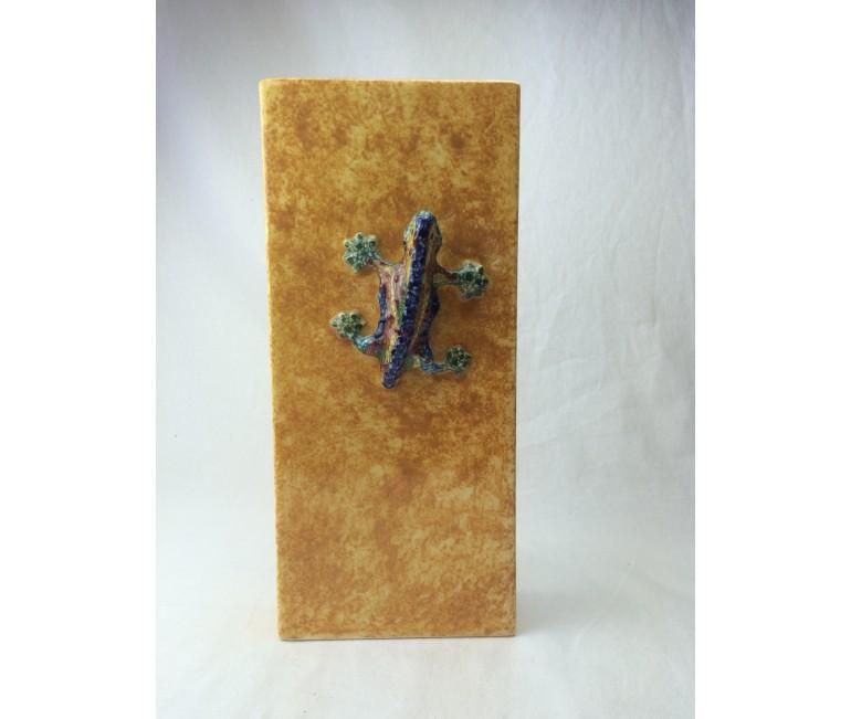 Vase rectangular Drac