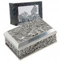 Metallic box Cibeles