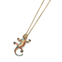 Small pendant Gaudi Drac Gold