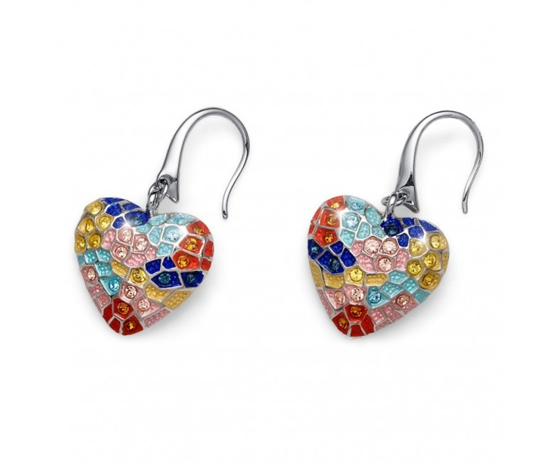Earrings Gaudi Heart