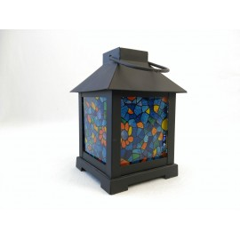 Lantern Trencadis Vitral