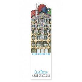 Bookmarker Casa Batlló