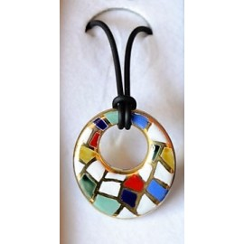 Pendentif Oval