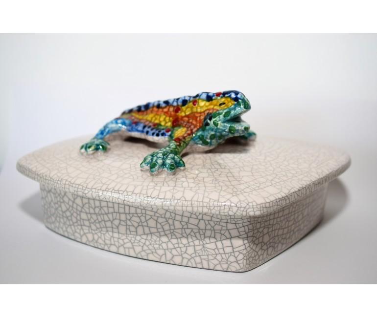 Ceramic case Mosaico Gaudi