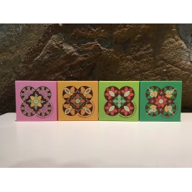 Mini Chocolate Tiles Panot