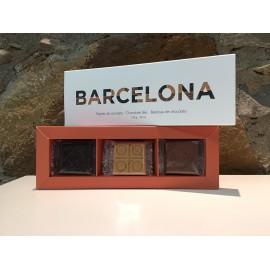 Barcelona chocolats pavés
