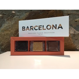 Barcelona Chocolate Tiles