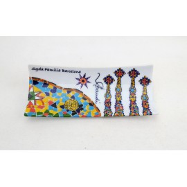 Sagrada Familia Tile Tray