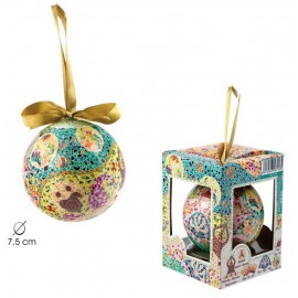 Christmas Ball Gaudí Elements