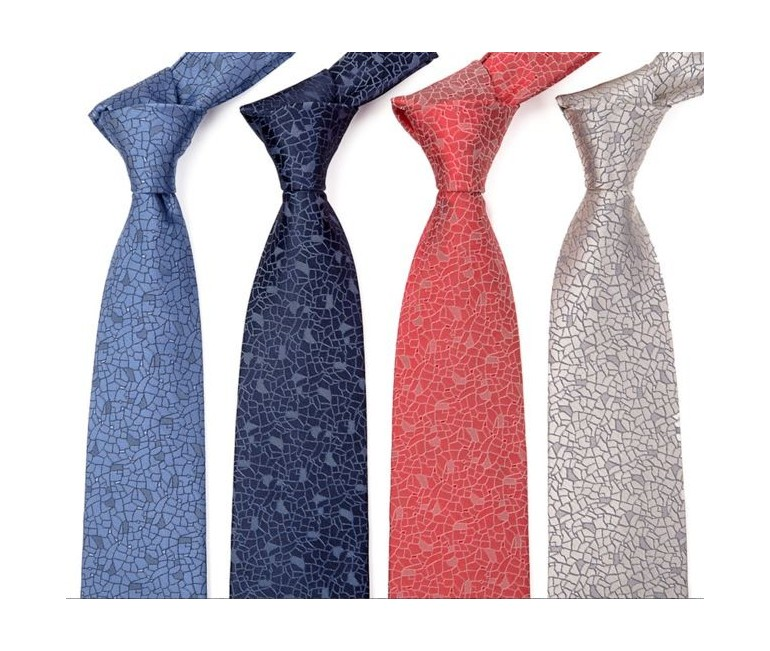 Corbata de seda Gaudí Trencadís